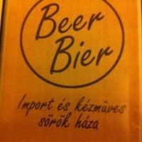 Photo taken at BeerBier by Reni B. on 12/6/2012
