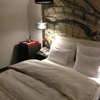 Das Foto wurde bei Le Méridien Grand Hotel Nürnberg von Oktay D. am 2/25/2013 aufgenommen