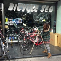 Photo taken at バイシクル セオ 大宮店 by Satoru N. on 1/5/2013