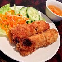 Photo taken at Saigon Cafe by Kxequiel on 8/19/2013