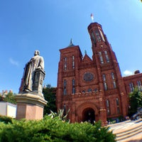 Photo taken at Smithsonian Institution Building (The Castle) by Kxequiel on 6/29/2013