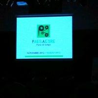 Photo taken at Auditorium Battistella Moccia by Monica S. on 11/17/2012
