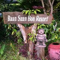 Photo taken at บ้านสวนบนรีสอร์ท ดอยหลวงเชียงดาว by Manaui S. on 12/31/2012