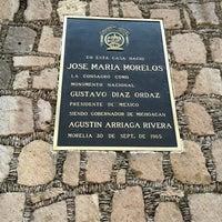 Foto tomada en Casa Natal de Morelos por Daniel O. el 5/15/2016