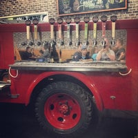 Photo taken at Brau Brothers Brewing Company by Ryan D. on 3/30/2014