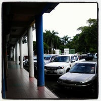 Photo taken at Bandar Tawau by Enchektola on 12/1/2012