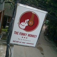 Photo taken at The Funky Monkey by saeco on 5/21/2013