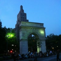 Photo taken at Washington Square Park by Jeff R. on 6/26/2013