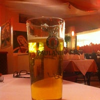 Photo taken at Basmati Indisches Restaurant by Armagan Y. on 6/5/2014