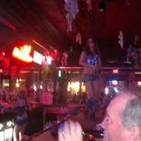 Photo taken at Coyote Ugly Saloon - Tampa by Jim H. on 11/17/2012