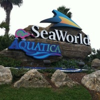 Photo taken at SeaWorld San Antonio by Danae M. on 10/20/2012