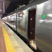 Photo taken at Platforms 3-4 by たれぱんだ号の主 on 3/9/2013