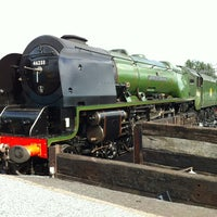 Photo taken at The Crewe Heritage Centre by Robin F. on 9/1/2013