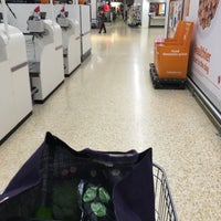 Photo taken at Sainsbury's by Robin F. on 10/13/2017