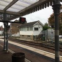 Photo taken at Saxmundham Railway Station (SAX) by Robin F. on 9/14/2017