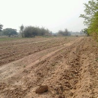 Photo taken at corn plot 1 egat project by Chackapong C. on 4/2/2013