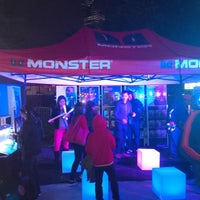 Photo taken at Red Fest DXB Powered by Monster by waseem b. on 2/13/2014