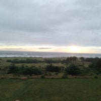 Photo taken at Gold Beach Resort by Mike B. on 6/27/2013
