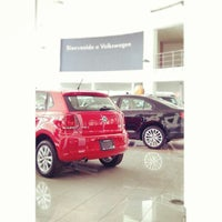 Photo taken at Volkswagen Potosina by Marcos G. on 7/29/2013
