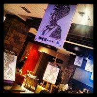 Photo taken at Sophiatown Bar Lounge by Greg A. on 11/16/2012