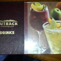 Photo taken at Outback Steakhouse by beth r. on 2/3/2013