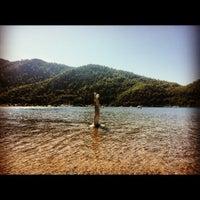 10/14/2012 tarihinde Ozge A.ziyaretçi tarafından Kız Kumu Plajı'de çekilen fotoğraf