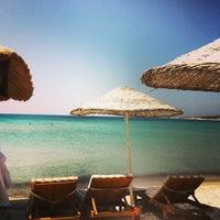 Das Foto wurde bei Alaçatı Beach Resort von Ozge A. am 7/9/2013 aufgenommen