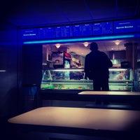 Photo taken at Snackbar Gerrit Bosma by Folkert J. on 11/2/2013