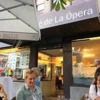 Foto tomada en El Café de la Opera por Mitzi M. el 9/10/2017