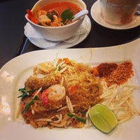 Photo taken at Bali Thai by Denise on 10/31/2013