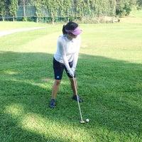 Photo taken at Changi Golf Club by Denise on 6/17/2014