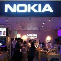 Photo taken at Nokia Care Metropolitan Mall by masbuy  on 7/6/2013