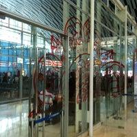 Photo taken at Gate 4 by masbuy  on 2/15/2013