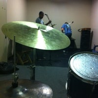 Photo taken at Surreal sound studios by Karl P. on 10/25/2012