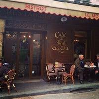 Café Le Mouffetard - French Restaurant in Paris