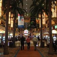 Photo taken at Tropicana Casino & Resort by Olga V. on 4/13/2013