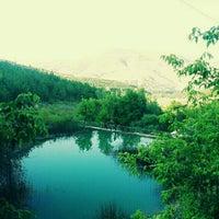Photo taken at Aslandağı Piknik Alanı by Ebru Y. on 7/26/2016
