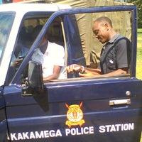 Photo taken at Kakamega Provincial Police Headquarters by Dennis K. on 8/2/2013