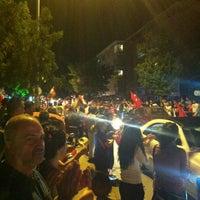 Photo taken at Hoşdere Caddesi by Sinem Y. on 6/2/2013