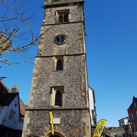 Photo taken at St Albans Clock Tower by A. N. on 9/30/2017