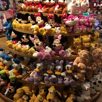 Photo taken at Disney store by Bruno S. on 6/1/2015