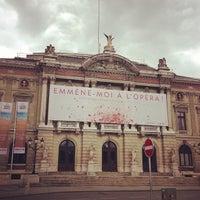 5/26/2013にKamal S.がGrand Théâtre de Genèveで撮った写真
