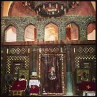 """Photo taken at St Philopater Mercurius """"Abu Sefein"""" Convent by Kamal S. on 7/23/2013"""