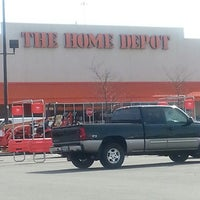 Photo taken at The Home Depot by name me king on 4/10/2014
