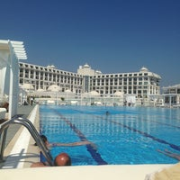 Photo taken at Titanic Swimming pool by Maikel C. on 7/2/2013