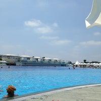 Photo taken at Titanic Swimming pool by Maikel C. on 6/29/2013
