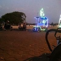 Photo taken at Alun - Alun Kidul Surakarta by Asteria D. on 8/25/2013