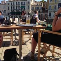 Photo taken at Caffe Vergnano by Lorenzo B. on 5/9/2013
