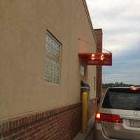 Photo taken at Bojangles' Famous Chicken 'n Biscuits by Jimmy C. on 10/4/2012