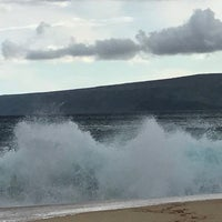 Photo taken at Makena State Park by Alexandra N. on 5/28/2017